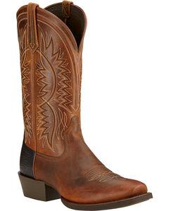 Ariat Troubadour Cowboy Boots - Square Toe , , hi-res