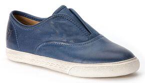 Frye Boys' Chambers Slip-On Shoes, Blue, hi-res