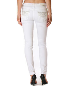 Grace in La Women's Destructed Jeans - Skinny , , hi-res