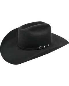 Ariat 3X Wool Cattleman Western Hat, , hi-res