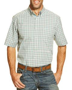 Ariat Men's Jayrus Short Sleeve Shirt, , hi-res