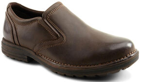 Eastland Men's Brown Cole Slip On Shoes, Brown, hi-res