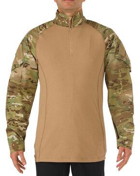5.11 Tactical MultiCam TDU Rapid Assault Shirt - 3XL, Camouflage, hi-res