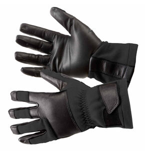 5.11 Tactical Tac NFOE2 Gloves, Black, hi-res