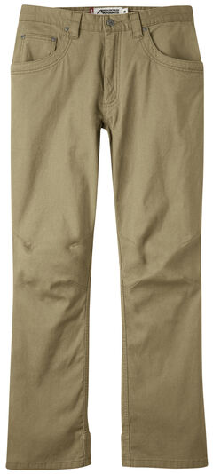 Mountain Khakis Men's Beige Camber 104 Hybrid Pants , , hi-res
