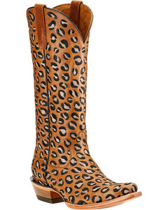 Ariat Wildcat Embroidered Cowgirl Boots - Snip Toe , , hi-res