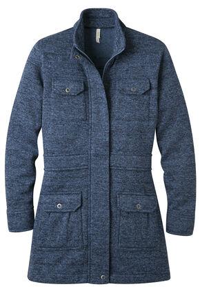 Mountain Khakis Women's Old Faithful Coat, Blue, hi-res