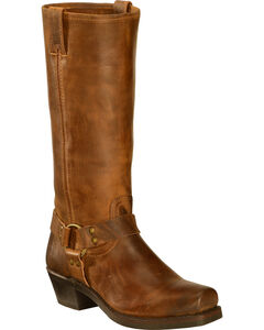 Frye Women's Harness 15R Riding Boots - Square Toe, , hi-res