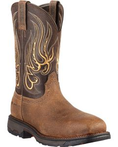 Ariat Workhog Mesteno Work Boots - Composite Toe, , hi-res