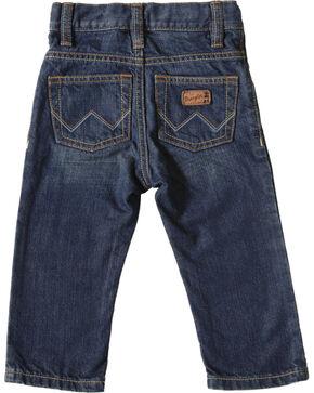 Wrangler Infant Boys Jeans - 3-18 Months, Med Wash, hi-res