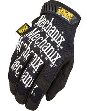 Mechanix Wear Original Work Gloves , Black, hi-res