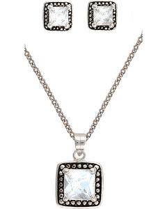 Montana Silversmiths Star Lights Western Princess Jewelry Set, , hi-res