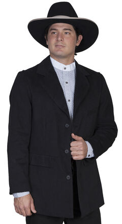 WahMaker by Scully Brushed Cotton Coat, , hi-res