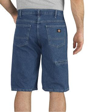 Dickies 6 Pocket Regular Fit Denim Shorts, Stonewash, hi-res