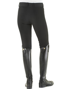 Ovation Women's Celebrity Euroweave DX Knee Patch Breeches, , hi-res