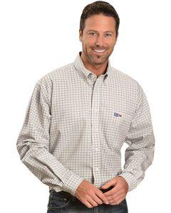 Cinch ® Flame Resistant Plaid Work Shirt, , hi-res