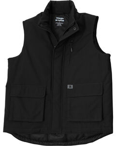Wrangler Men's RIGGS Workwear Foreman Vest, , hi-res