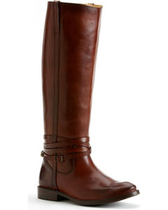 Frye Shirley Riding Plate Boots, , hi-res