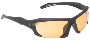 5.11 Tactical Burner Half Frame Replacement Lenses, Orange, hi-res