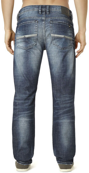 Buffalo Men's Driven X Jeans - Straight Leg , Denim, hi-res