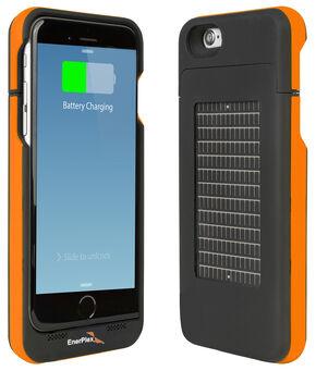 EnerPlex Surfr Solar Battery Case - iPhone 6 Orange, Orange, hi-res