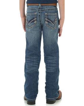 Wrangler 20X Boys' 42 Vintage Bootcut Jeans - 8-16, Indigo, hi-res