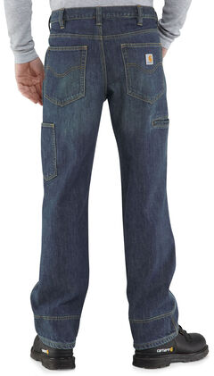 Carhartt Relaxed Fit WorkFlex Linden Jeans, , hi-res