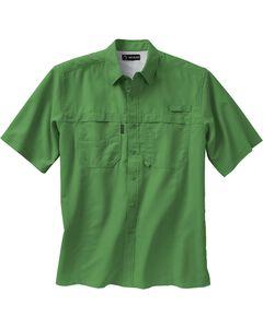 Dri Duck Men's Catch Short Sleeve Shirt - 3X & 4X, , hi-res