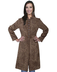 WahMaker by Scully Old West Chenille Heritage Coat, , hi-res