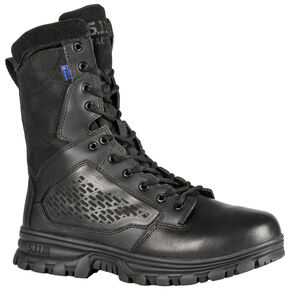 5.11 Tactical Men's EVO Insulated Side-Zip Boots, Black, hi-res