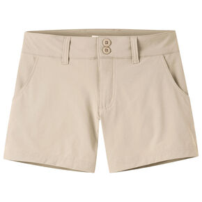 Mountain Khakis Women's Cruiser Classic Fit Shorts, Tan, hi-res