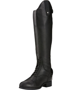 Ariat Women's Black Tall Bromont Pro Zip Insulated Paddock Boots, , hi-res