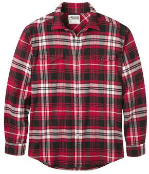 Mountain Khakis Men's Teton Flannel Shirt, Red, hi-res