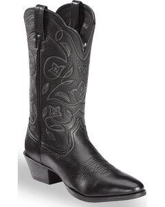 Ariat Western Deertan Cowboy Boots, , hi-res