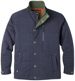 Mountain Khakis Men's Swagger Jacket, Navy, hi-res