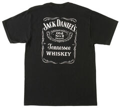 Jack Daniel's Label T-Shirt, , hi-res