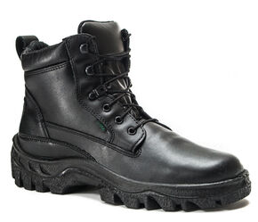 Rocky Men's TMC Duty Boots - USPS Approved, Black, hi-res