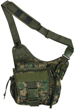 Fox Outdoor Advanced Tactical Hipster Bag, Brown, hi-res