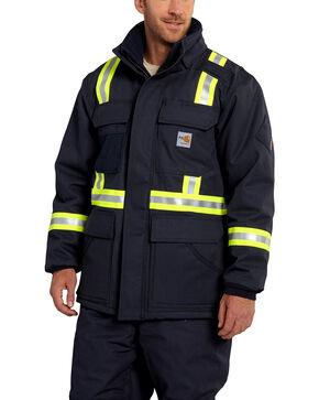 Carhartt Extremes® FR Arctic Coat, Navy, hi-res