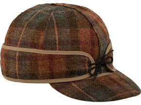 Stormy Kromer Men's Partridge Plaid Original Cap, Multi, hi-res