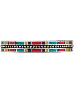 Wrangler Rock 47 by Montana Silversmiths Tribal Flair Cuff Bracelet, , hi-res