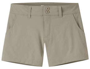 Mountain Khakis Women's Cruiser Classic Fit Shorts, Bark, hi-res