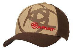 Ariat Flex Fit Shadow Logo Cap, , hi-res
