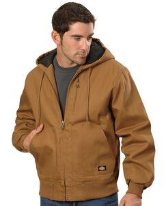 Dickies Rigid Duck Hooded Jacket - Big & Tall, , hi-res