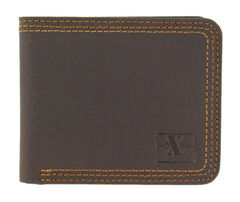Nocona HD Xtreme Bifold Triple Stitch Wallet, , hi-res