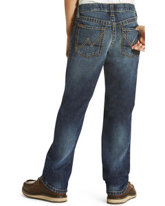 Ariat Boys' B5 Falcon Cyclone Jeans - Straight Leg , , hi-res