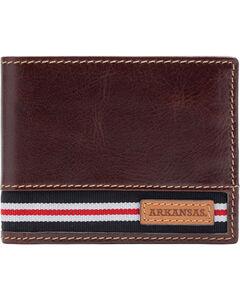 Jack Mason University of Arkansas Tailgate Traveler Wallet , , hi-res