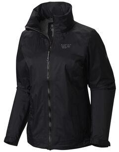 Mountain Hardwear Women's Black Plasmic Ion Jacket, , hi-res