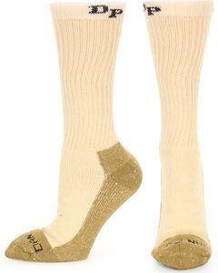 Dan Post Men's Steel Toe Work Socks, , hi-res
