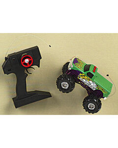 Little Outlaw Boys' Remote Control Monster Truck Toy , , hi-res